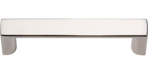 Tableau Squared Handle 2 1/2 Inch - Polished Nickel