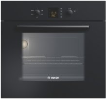 "30"" Single Wall Oven 300 Series - Black"