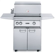 "27"" Freestanding Grill with ProSear and Rotisserie (L27PSFR-3)"