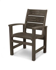 Bronzewood Dining Arm Chair