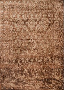 Mh Sand / Copper Rug