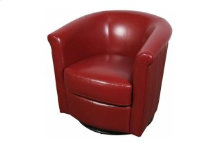 Marvel Swivel Chair Red