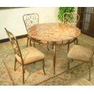 Vintage Garden Leg Table Top & Base Product Image