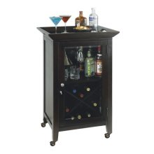 Butler Wine & Bar Console
