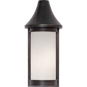 Visual Comfort BBL2060BZ-FG Barbara Barry Normandy 1 Light 16 inch Bronze Outdoor Wall Lantern