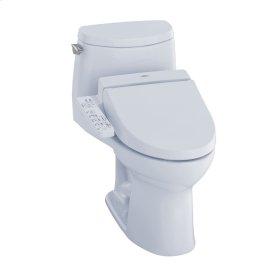 UltraMax II 1G WASHLET®+ C100 One-Piece Toilet - 1.0 GPF - Cotton