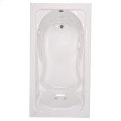 Cadet 60x36 inch EverClean Whirlpool Tub  American Standard - White