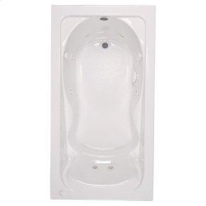 Cadet 60x36 inch EverClean Whirlpool Tub  American Standard - Linen