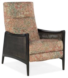 Living Room Julian Cane Recliner 5745