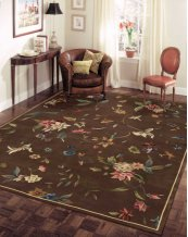 JULIAN JL53 MSH RECTANGLE RUG 3'6'' x 5'6''