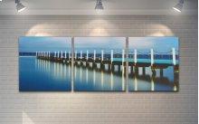 Boardwalk artwork