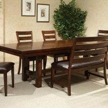Kona Dining Trestle Table
