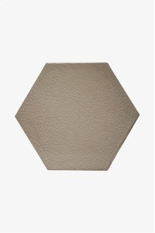 "Architectonics Handmade Field Tile 6"" Hexagon STYLE: ARFHX6"