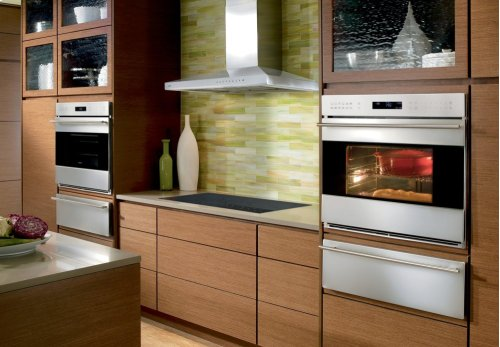 """36"""" Cooktop Wall Hood - Stainless"""