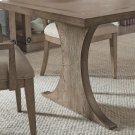 Academy Rectangular Dining Table Pillar Base Product Image