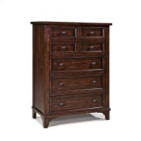 Bedroom - Hayden Five Drawer Chest Product Image