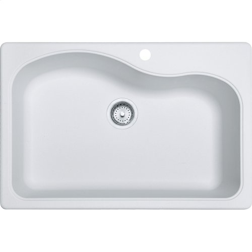 Gravity SP3322-1 Granite White