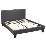 """Volt 60"""" Bed in Grey Product Image"""