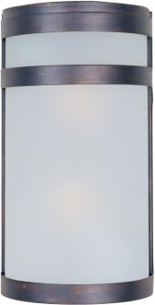 Arc 2-Light Outdoor Wall Lantern