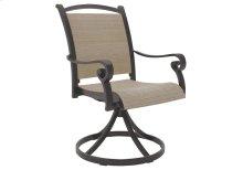 Sling Swivel Chair (2/CN)