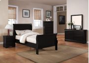 Louis Philippe Black Dresser Product Image