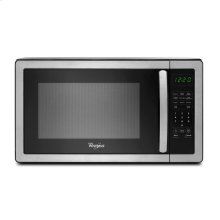 1.1 cu. ft. Countertop Microwave with Recessed Glass Turntable