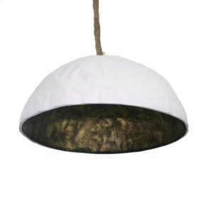 Dome Hanging Lamp
