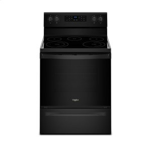 WHIRLPOOL5.3 cu. ft. Freestanding Electric Range with Frozen Bake Technology