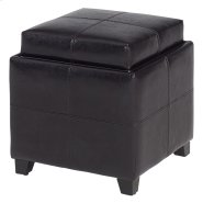Anton II Storage Ottoman in Brown Product Image