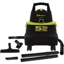 5-Gallon Wet/Dry Vacuum
