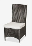 (LS) Cossy Chair (Prussian dark) Outdoor..(24.5x28x39.5).. Product Image
