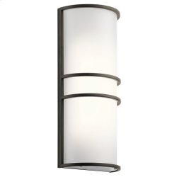 2 Light LED Wall Sconce OZ