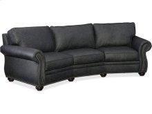 Sterling Stationary Angled Sofa 8-Way Tie
