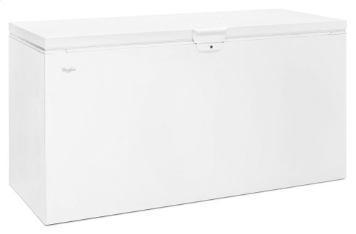 22 cu. ft. Chest Freezer with Extra-Large Capacity