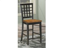 Arlington Lattice Back Counter Stool
