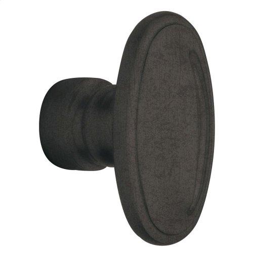 Distressed Oil-Rubbed Bronze 5057 Estate Knob