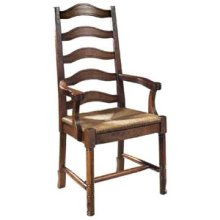 Tall Napa Ladderback Side Chair COM