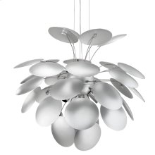 Bloom Chandelier in Silver