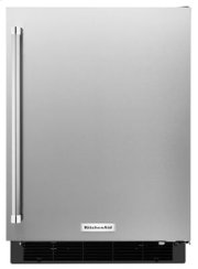 """24"""" Undercounter Refrigerator with Stainless Steel Door Product Image"""