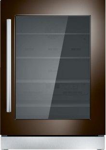 "24"" UNDER-COUNTER GLASS DOOR REFRIGERATION T24UR900RP"