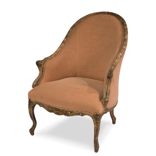 Chalais Tub Chair, Dusty Brick