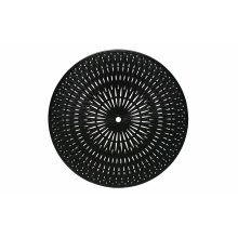 """54"""" Round Traditional Cast Top with hole"""