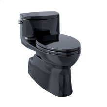 Carolina® II One-Piece Toilet, Elongated Bowl - 1.28 GPF - Ebony