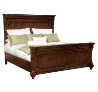 Charleston Place - King Panel Bed Product Image