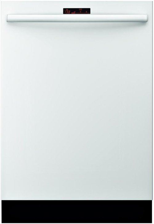 "24"" Bar Handle Dishwasher 800 Series- White"