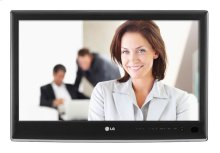 """22"""" class (21.5"""" measured diagonally) Hospital Grade LCD Widescreen HDTV with HD-PPV Capability"""