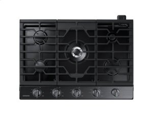 "30"" Gas Cooktop Product Image"