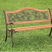 Alba Patio Bench Product Image