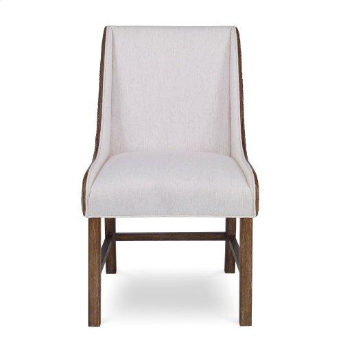 Voranado Woven Side Chair - Belfast Ivor