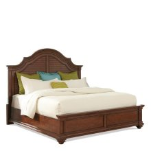 Windward Bay Queen Arch Bed